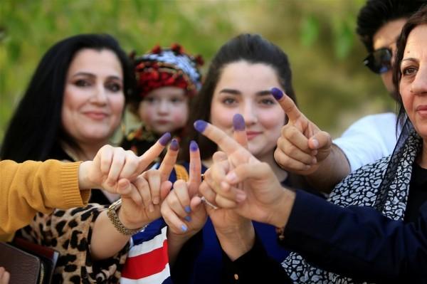 استفتاء كردستان