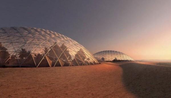 مدينة فضائية متكاملة في قلب دبي