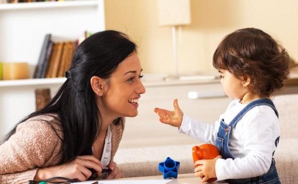 تقنية تجعل طفلك يصغي اليك من المرة الأولى