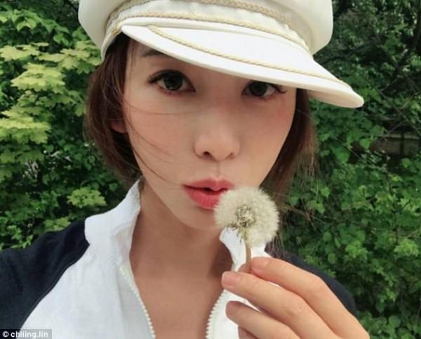 صدمة متابعي ممثلة تايوانية بسبب عمرها الحقيقي