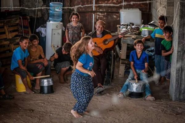 غزة ..المدينة التي لا يغلبها الحزن