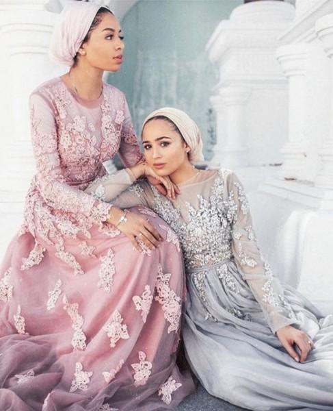 debbebc7f صور: نسقي الحجاب مع فساتين السهرة.. بتلك الخطوات | دنيا الوطن