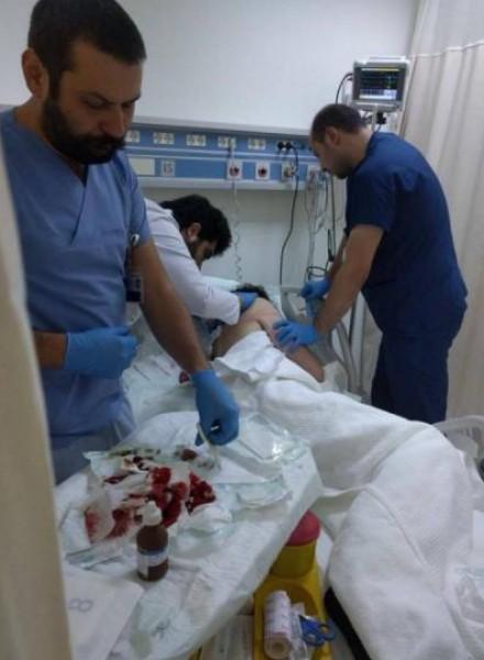 محاولة اغتيال فنان سوري طعناً في صدره في تركيا والسبب مُروع