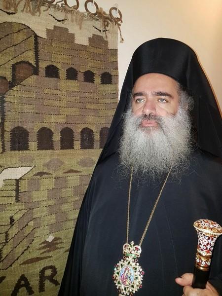 حنا: المسيحيون الفلسطينيون متمسكون بعراقة حضورهم