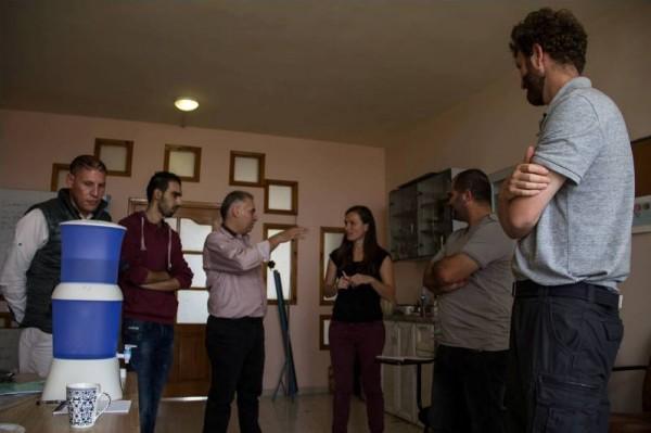 جامعة بوليتكنك فلسطين تختتم دورة تدريبية حول جودة مياه الشرب