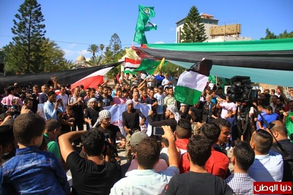 شاهد: غزة .. فرحة تعم الناس ابتهاجاً بالمصالحة
