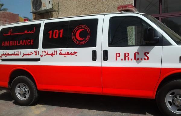 11 إصابة ما بين الطفيفة والمتوسطة في حادثي سير في نابلس