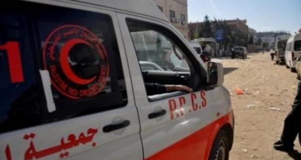 مصرع طفله عامين ونصف بحادث سير  وقع شرق مدينة قلقيلية