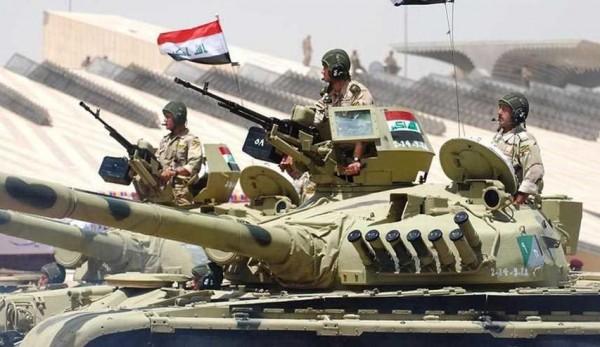 قيادة القوات العراقية تنفي انطلاق عملية عسكرية جنوبي كركوك