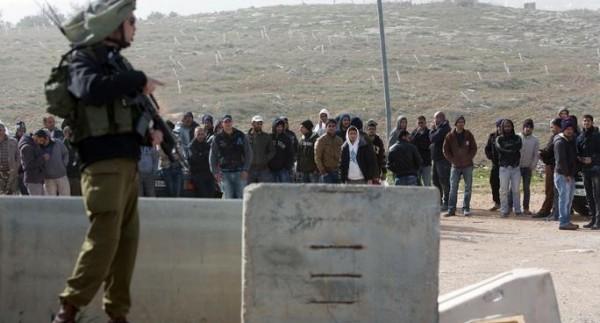 مستوطنو (هار ادار) يرفضون دخول العمال الفلسطينيين للمستوطنة