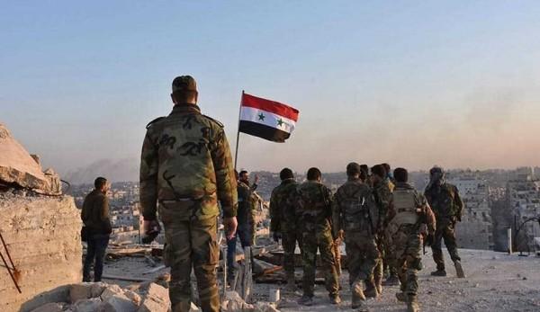 معاريف: الجيش السوري عثر على أسلحة إسرائيلية في مواقع تنظيم الدولة