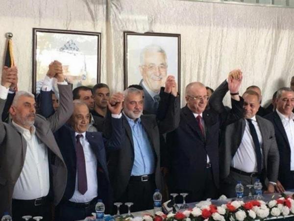 حماس: المصالحة خيار استراتيجي لن نتراجع عنه وسنواصل مشوار الشراكة الوطنية