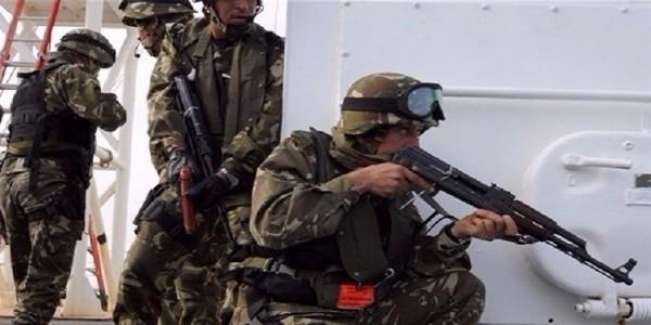 مسلح خطير في قبضة الجيش الجزائري
