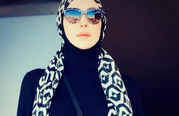صورة مُذهلة لأمل حجازي بعد تراجعها عن قرارها