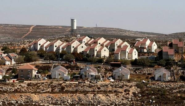 الاحتلال يقرر الاستيلاء على الأراضي القريبة من (حلميش) برام الله
