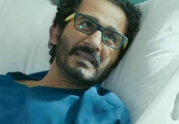 هل هاجم السرطان أحمد حلمي مرة أخرى؟