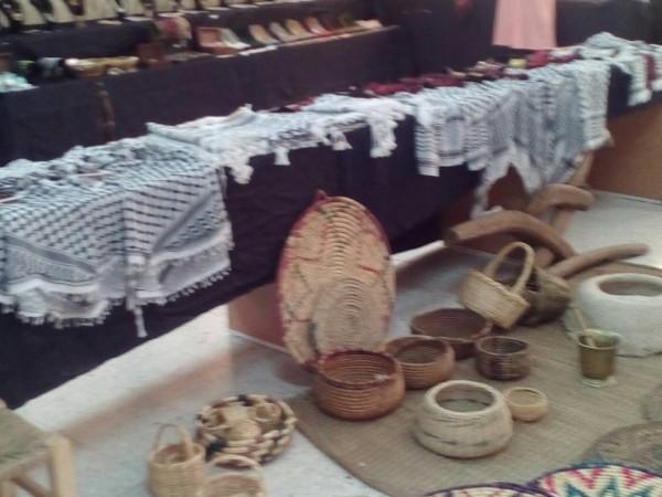 الثقافة وجمعية طوباس الخيرية تختتمان معرض التراث الشعبي