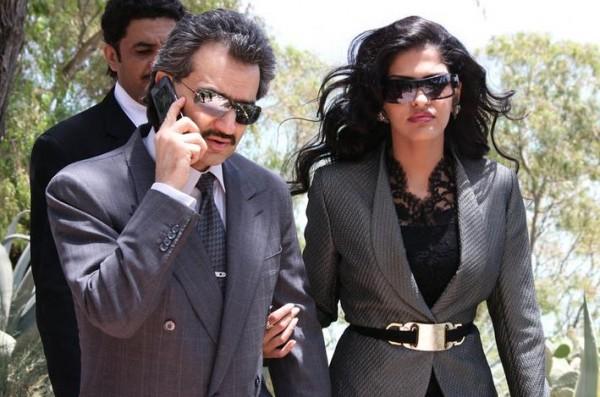 اعتقال ابنة الوليد بن طلال.. تعرف على الأميرة ريم