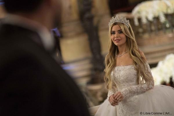 زفاف أسطوري لحفيدة عبد الحليم خدام وسط غضب السوريين واتهامات بالسرقة