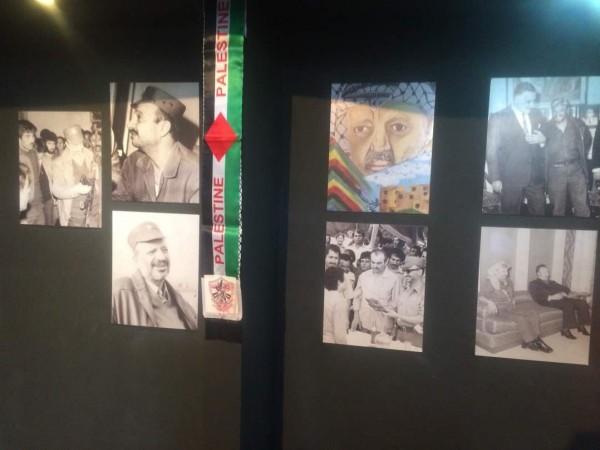 سفارة فلسطين لدى فنزويلا تحيي ذكرى استشهاد عرفات