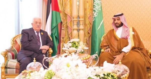 """خفايا زيارة الرئيس """"المتوترة"""" للسعودية.. وخوف من أن تلقى حماس مصير """"حزب الله"""""""