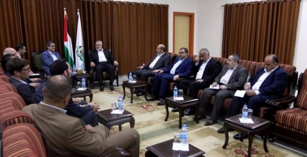 هنية: حماس ذاهبة للقاهرة بجدية لإتمام المصالحة