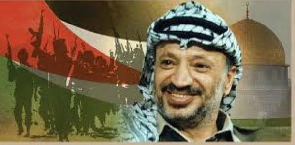 احياء الذكرى 13 لاستشهاد الرئيس ابو عمار بمخيم عين الحلوة