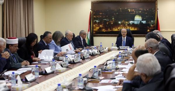 مجلس الوزراء: ندعو الفصائل للاتفاق على الملفات بالقاهرة وخاصة الأمن