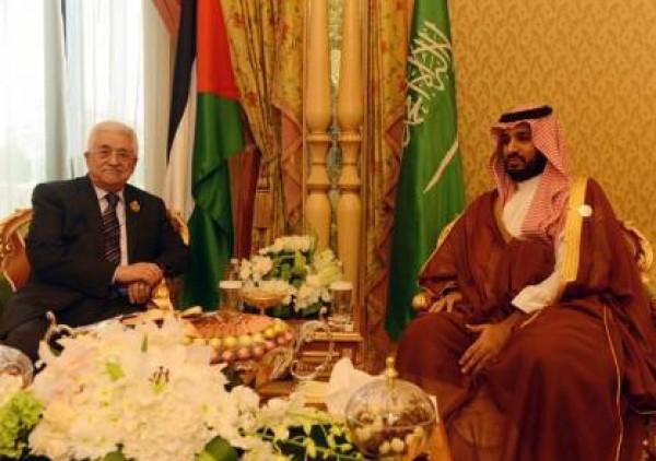 مجدلاني: لا ضغوطات سعودية على الرئيس عباس