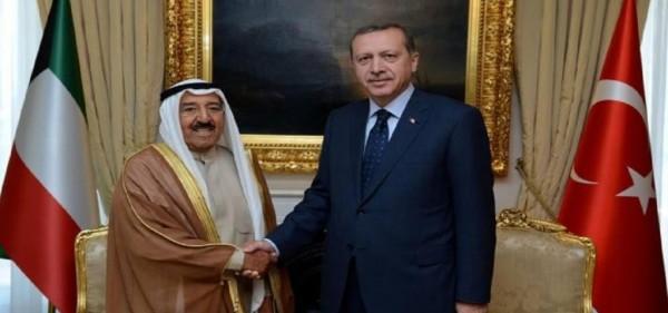 الصباح وأردوغان يوقعان اتفاقيات تفاهم في مجال تشجيع الاستثمار