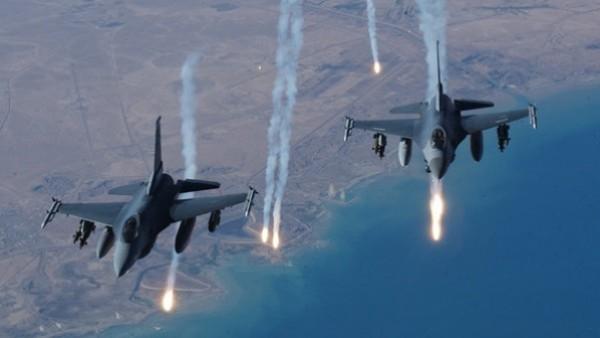 موسكو: واشنطن عرقلة ضربات جوية روسية على تنظيم الدولة في البوكمال