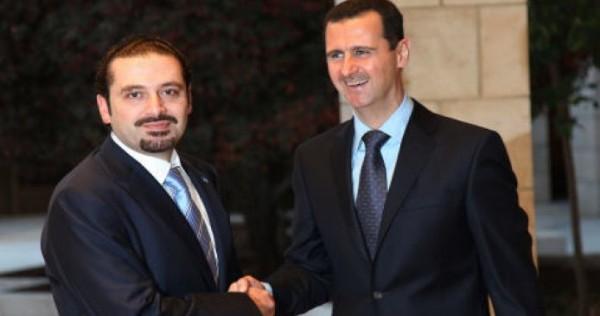 الأسد: الحريري ليس سيّد نفسه وهو أُقيل ولم يستقل