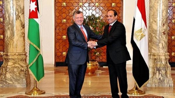 انطلاق فعاليات التدريب المشترك بمصر بمشاركة الأردن