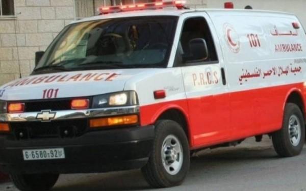إصابات في حوادث سير متفرقة بمحافظة جنين