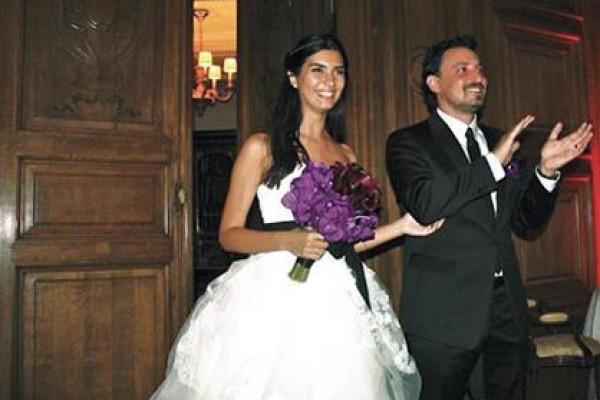 """التركية توبا """" لميس"""" تتزوج للمرة الثانية بحفل متواضع.. والسبب؟"""