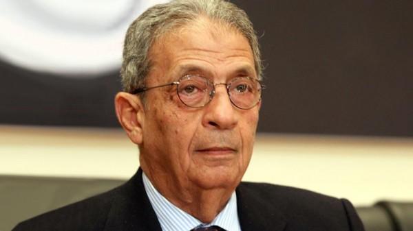 عمرو موسى خارج سباق الانتخابات الرئاسية المصرية المقبلة