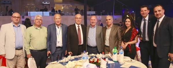 جمعية عطاء فلسطين الخيرية تقيم حفل عشاء خيري