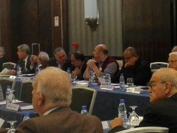 جبهة التحرير الفلسطينية تشارك بافتتاح المؤتمر القومي الاسلامي ببيروت
