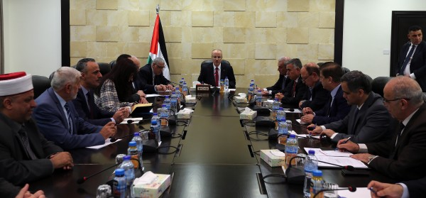 مجلس الوزراء: لم يتم تسلم الوزارات والدوائر الحكومية بغزة بشكل فاعل