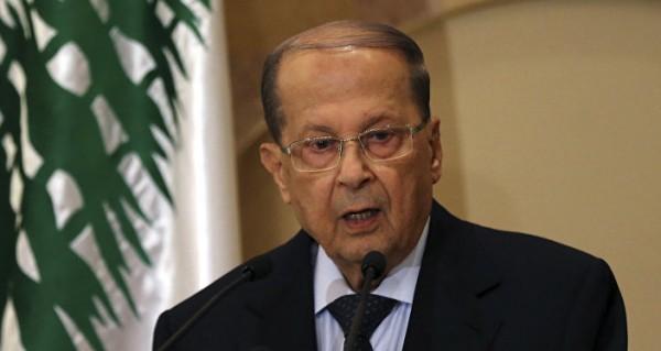 العماد عون: إسرائيل تنتهك السيادة اللبنانية بشكل مستمر