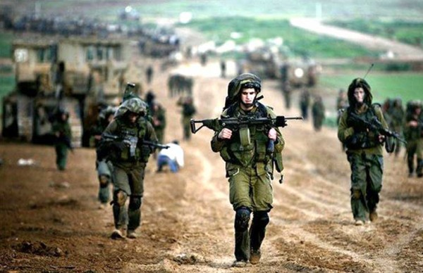 شاهد: تدريبات إسرائيلية على حرب مع غزة مدتها أسبوع