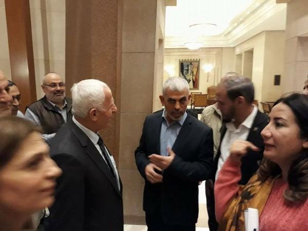 اليوم الأول لجلسات الحوار الوطني.. إشارات إيجابية.. وتباين بين فتح وحماس