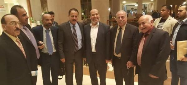 الفصائل الفلسطينية تنهي اجتماع اليوم الأول من لقاء القاهرة