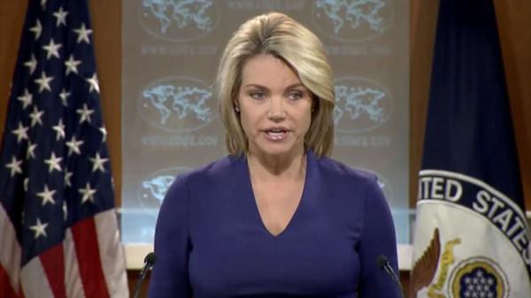 الخارجية الأمريكية: مستمرون في اتصالاتنا مع السلطة الفلسطينية
