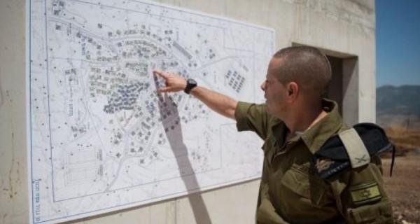 الاحتلال يقتلع عشرات الأشجار على الحدود مع لبنان