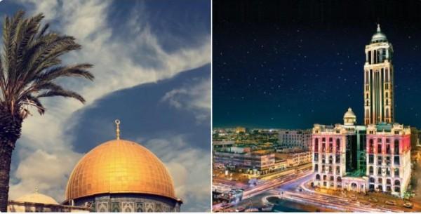 """""""لولا السعودية لاختفت فلسطين"""".. من يقف وراء فكرة """"الرياض أهم من القدس""""؟"""