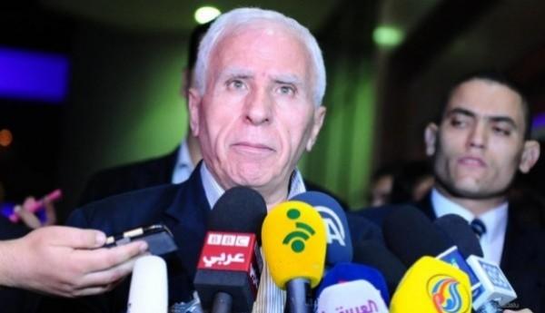 الأحمد: ربع ساعة كافية لتمكين الحكومة بقطاع غزة