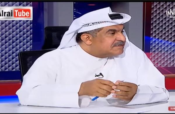"""شاهد: اعتبرته يوم انتصار """"إسرائيل"""" تتغنى بفيديو الكاتب الكويتي """"الهدلق"""""""