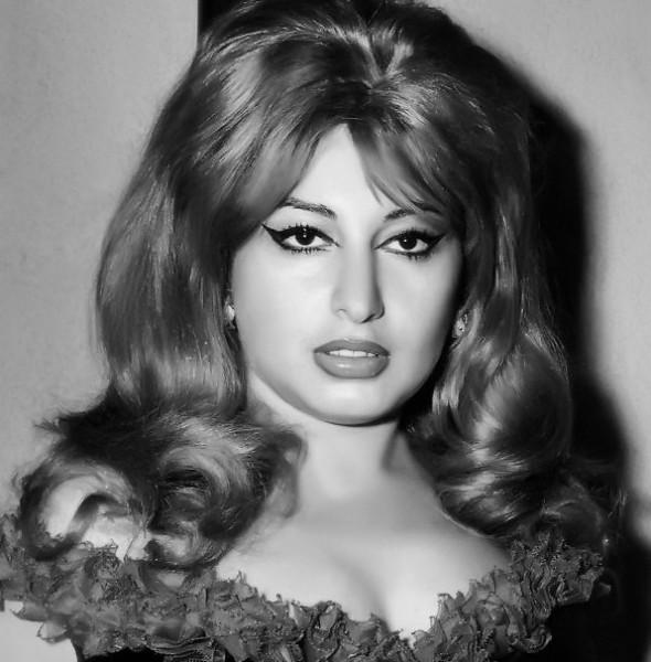 صور نادرة لصاروخ الإغراء في السبعينات جاكلين اللبنانية