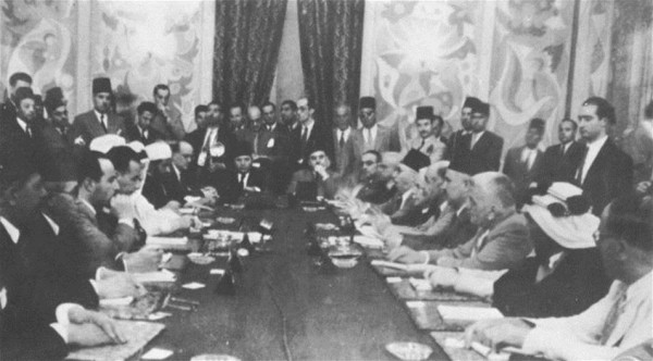 عُقد عام 1919.. أول مؤتمر فلسطيني يطالب بالاستقلال